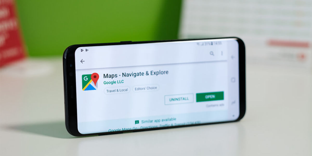 Como editar mi perfil en Google Maps