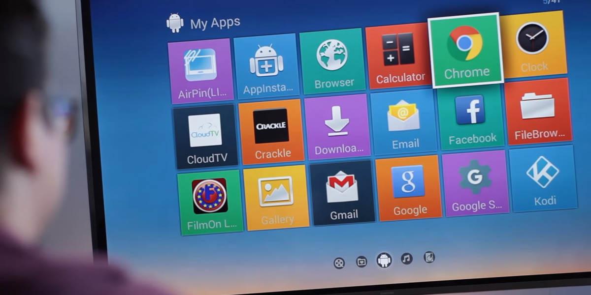 Como eliminar aplicaciones Android TV