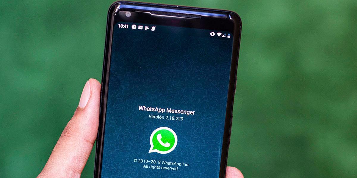 Como eliminar el mensaje el codigo de seguridad ha cambiado en WhatsApp