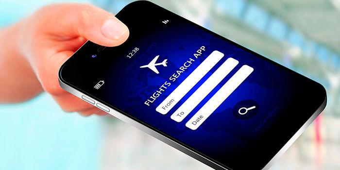 Como encontrar vuelos al mejor precio desde Android
