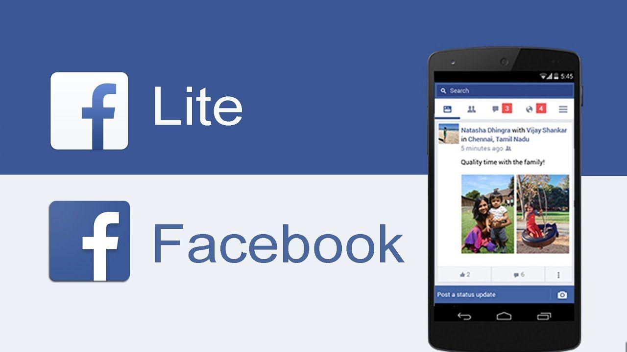 Cómo entrar a tu Facebook directo sin contraseña en la app de Facebook Lite