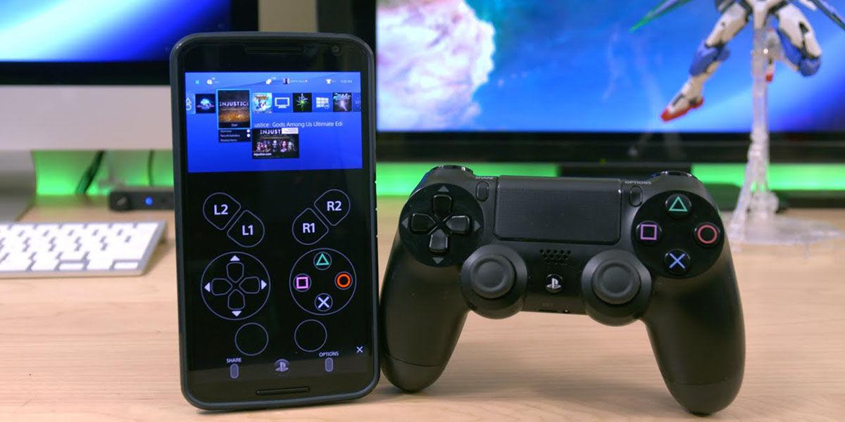 Como enviar mensajes en PS4 desde movil Android