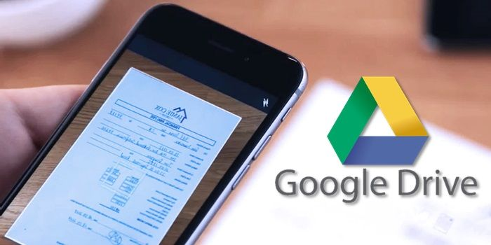 Cómo escanear documentos con Google Drive