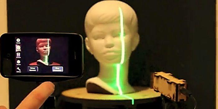 Cómo escanear objetos en 3D desde Android