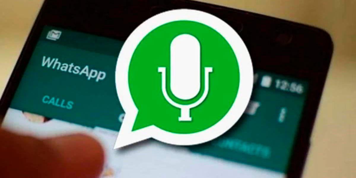 Como escuchar audios de WhatsApp sin que se enteren