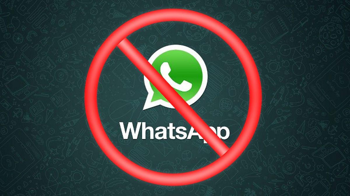 Como evitar en bloqueo de WhatsApp