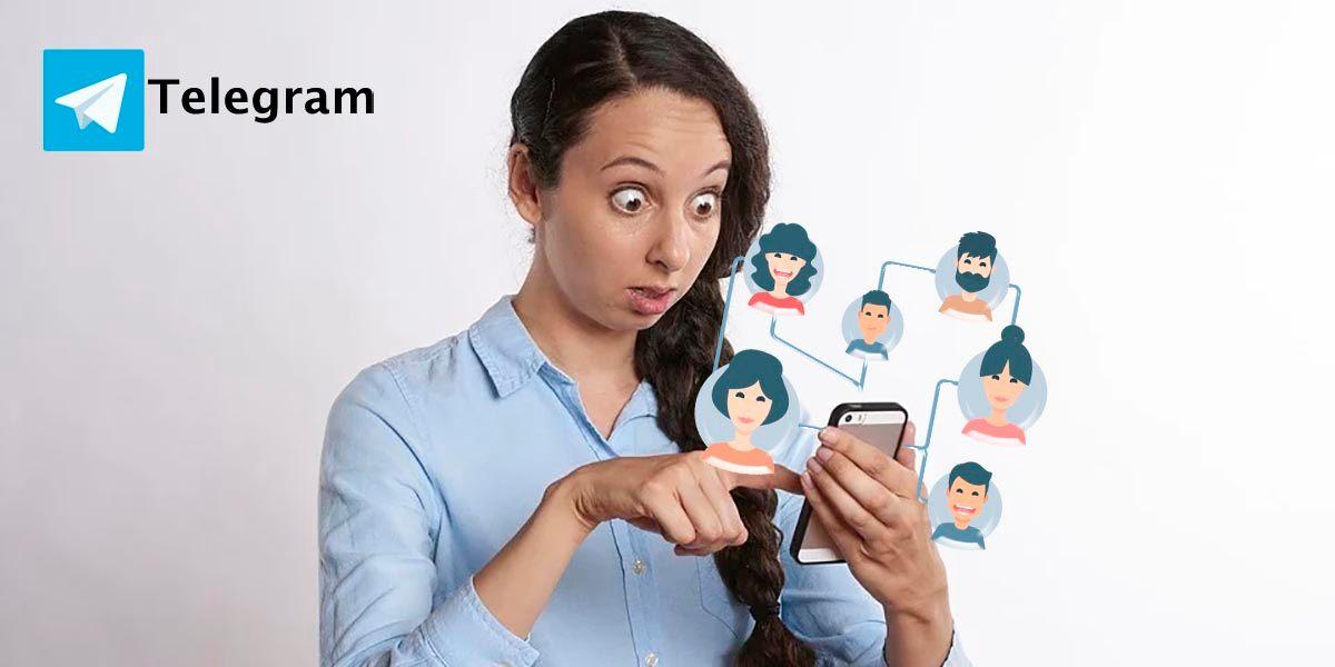 Como evitar que te anadan a grupos de Telegram sin tu permiso