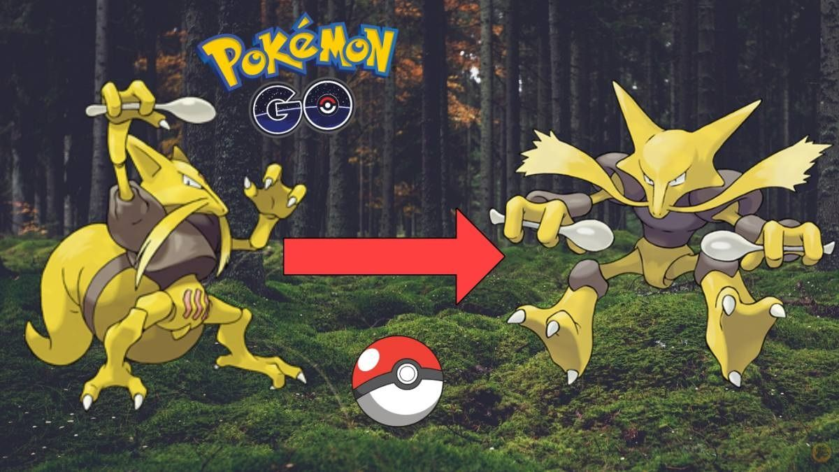 Como evolucionar a los Pokemon por intercambio en Pokemon Go