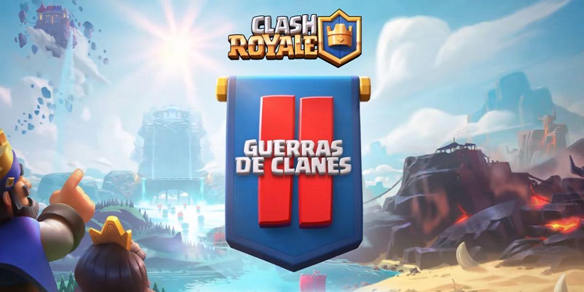 5 consejos ganar nuevas guerras de clanes 2 en Clash Royale
