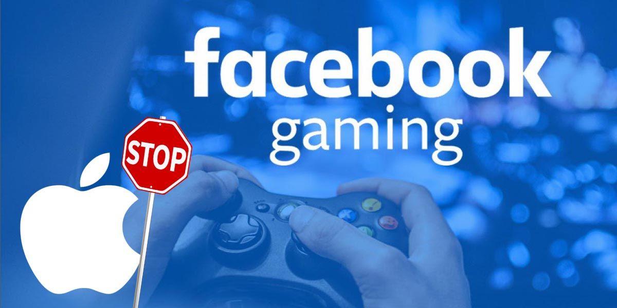 Cómo funciona la app Facebook Gaming en dispositivos de Apple
