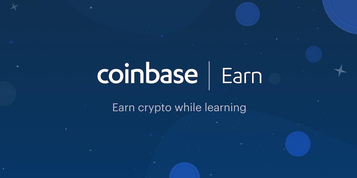 Cómo ganar y aprender sobre criptomonedas con Coinbase Earn