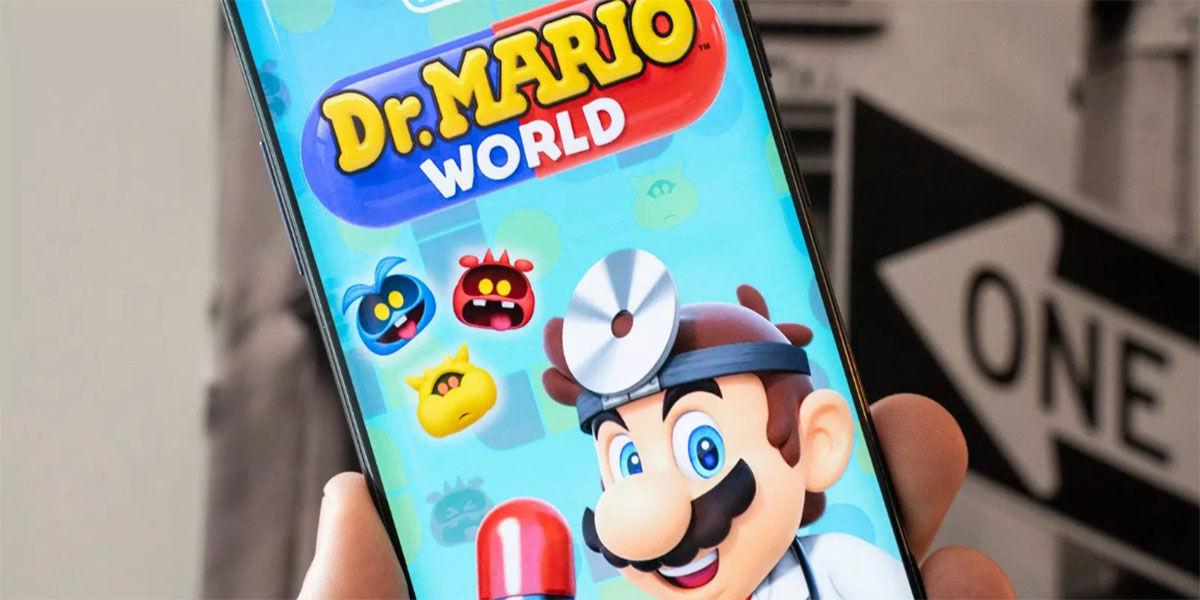 Como guardar tu progreso en Dr Mario World