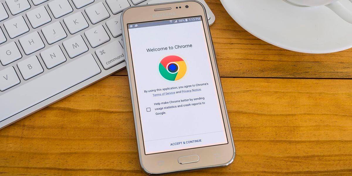 Como habilitar lista de lectura chrome Android