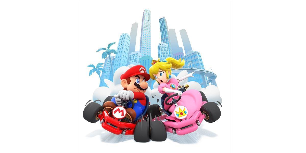 Como hacer carreras por equipos en Mario Kart Tour