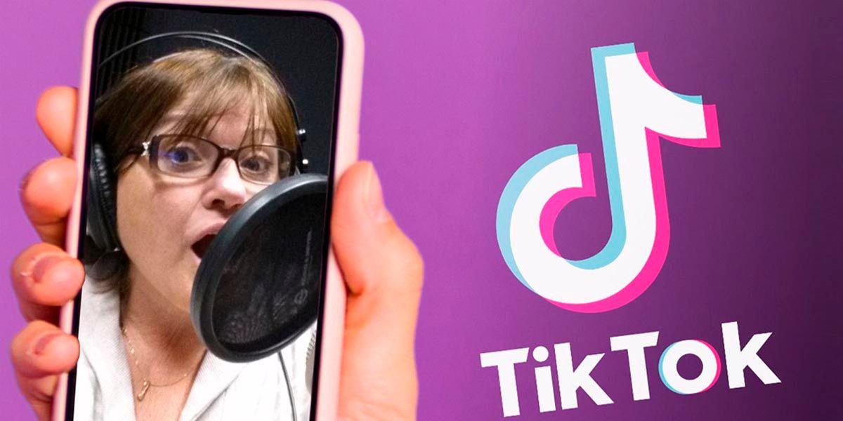 Como hacer que TikTok lea el texto en Android