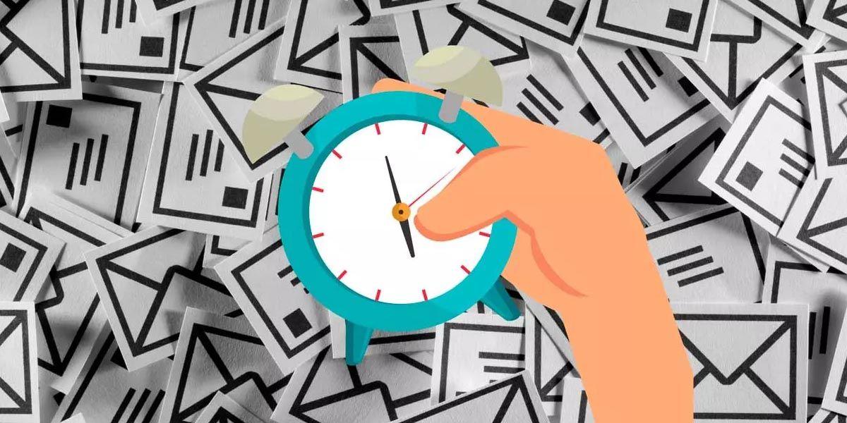 Cómo hacer una dirección temporal de correo electrónico rápido, seguro y gratis