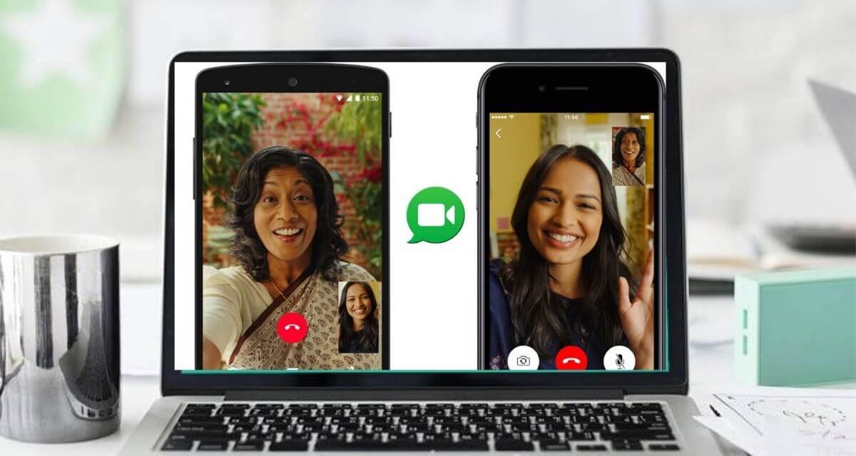 Como hacer videollamadas WhatsApp Web
