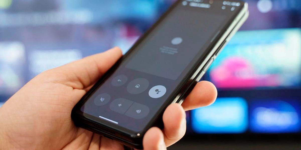 Como instalar el mando de Google TV en tu movil