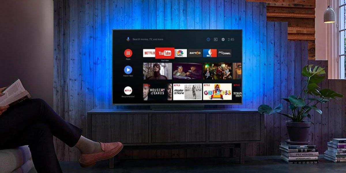 Como instalar un APK en Android TV