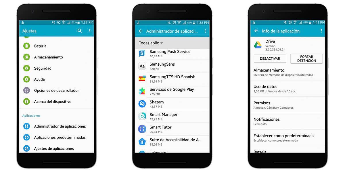 Cómo instalar una versión anterior de una app en Android