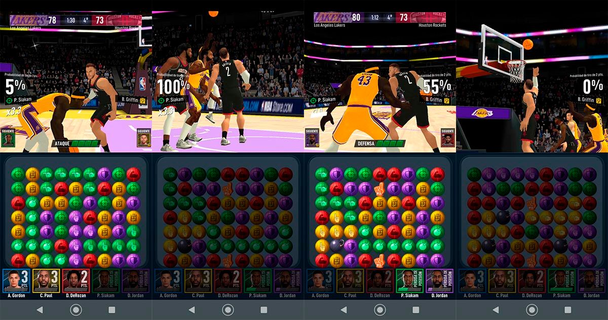 Como jugar NBA Ball Stars