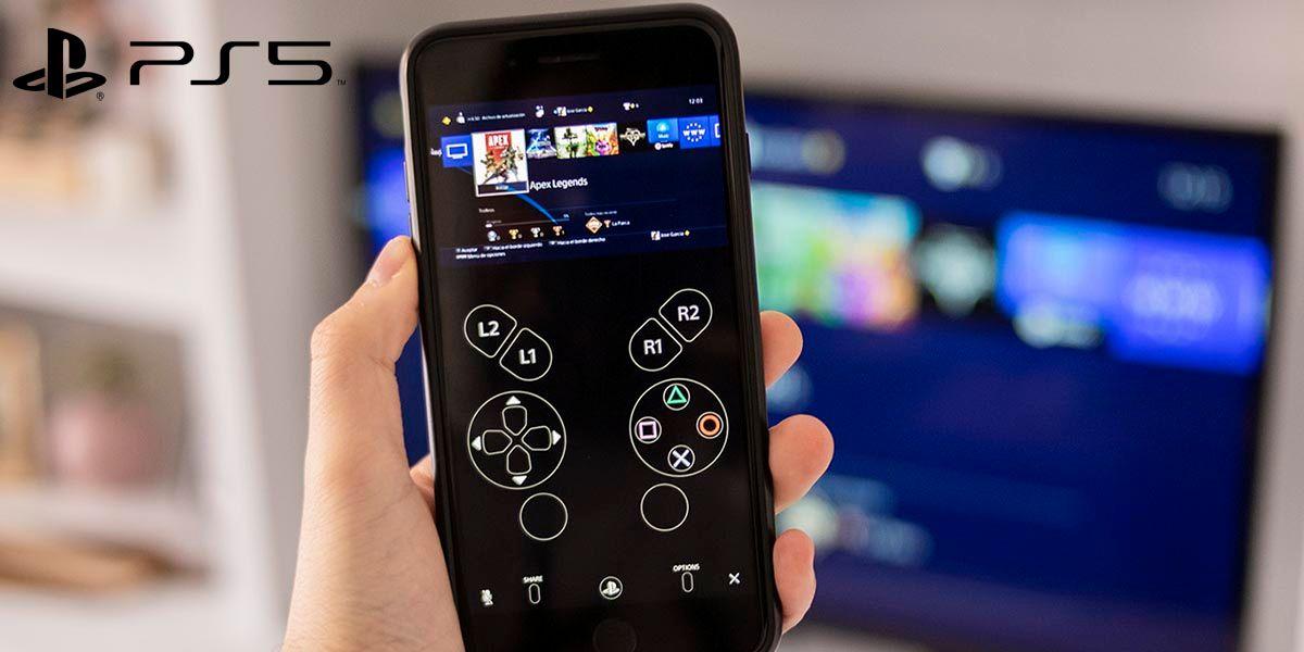 Como jugar a los juegos de PS5 en Android Remote Play