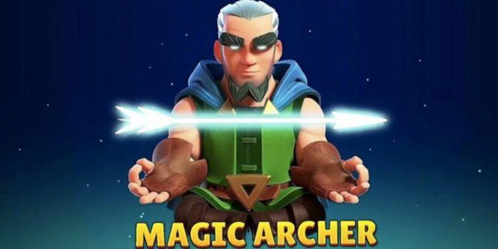 Cómo jugar con el arquero mágico de Clash Royale