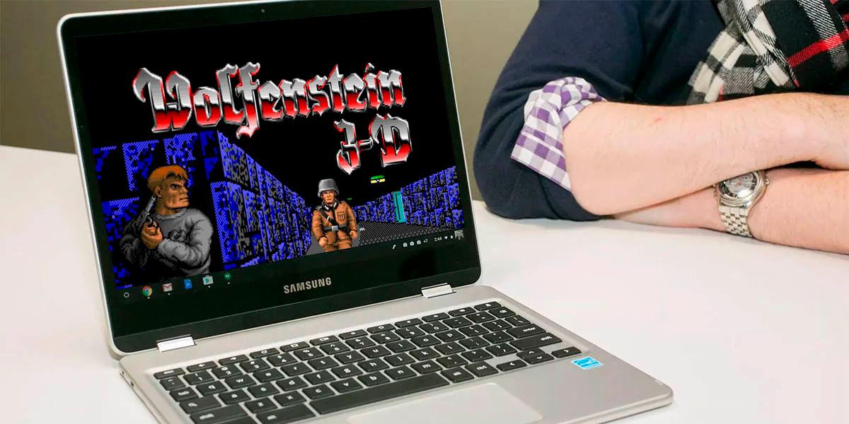 Cómo jugar juegos de MS-DOS en un Chromebook