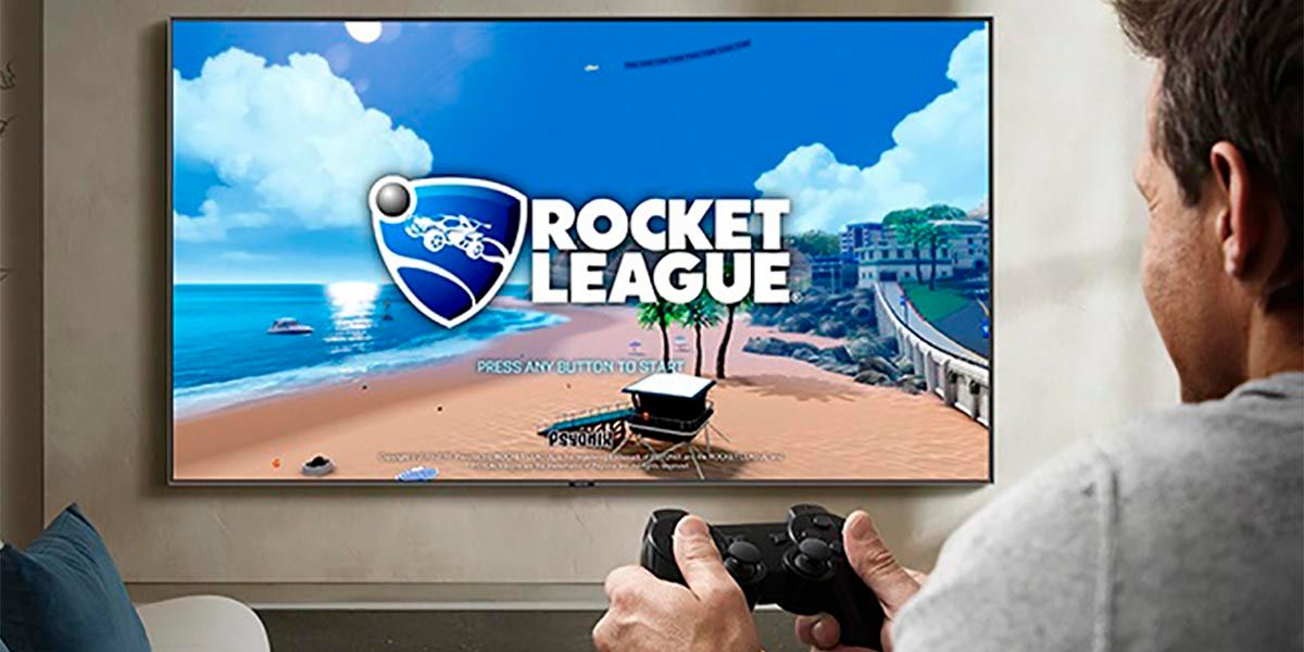 Como jugar juegos de PC en Smart TV Samsung Steam Link