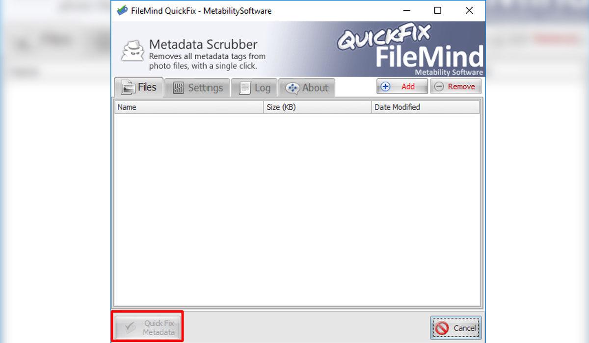 Cómo limpiar los datos EXIF de geolocalización de tus fotos con un programa muy sencillo