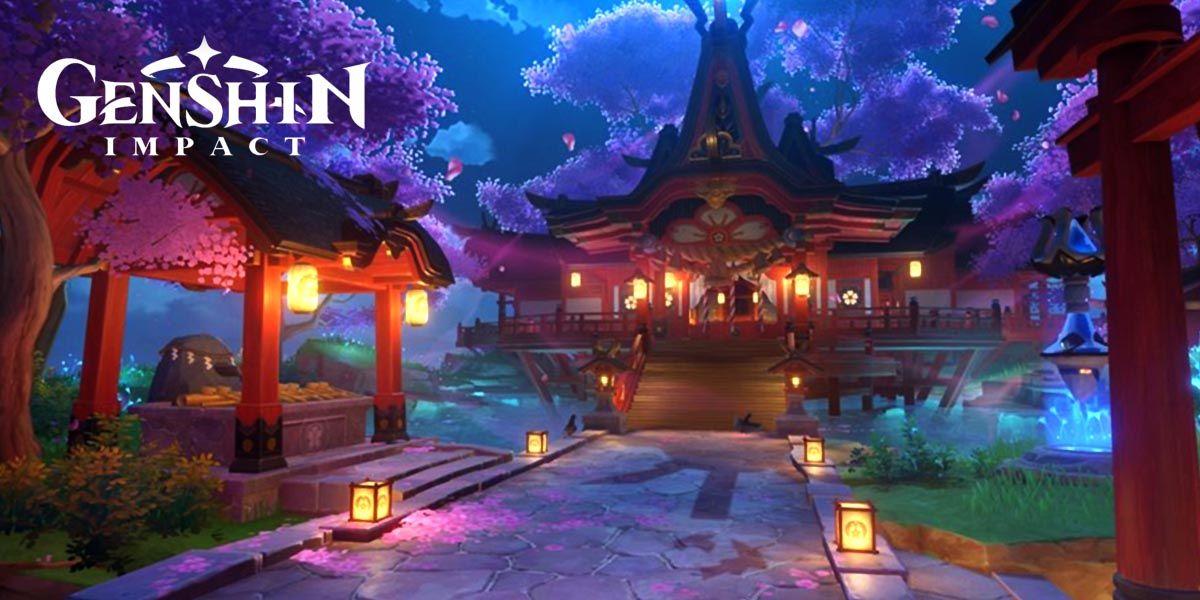 Cómo llegar a la región Inazuma en la última actualización de Genshin Impact