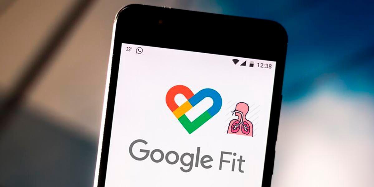 Como medir frecuencia de respiracion Google Pixel
