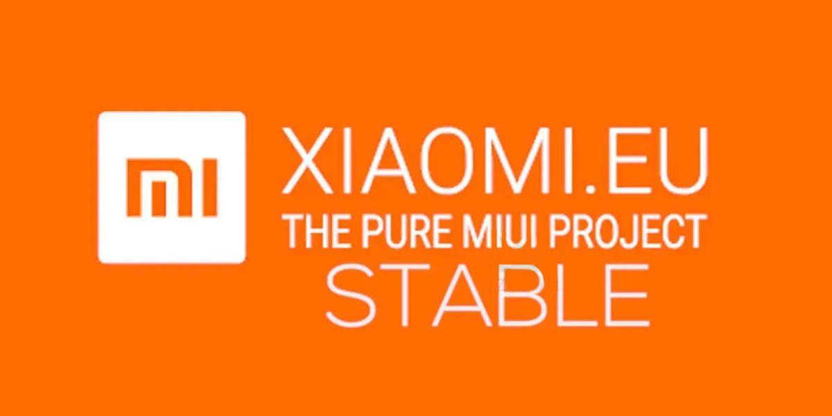 Cómo mejorar tu sistema operativo MIUI con la ROM Xiaomi.eu