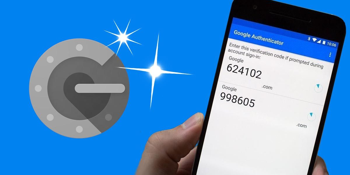 Cómo mudar todas tus cuentas de Google Authenticator a tu móvil nuevo muy fácilmente