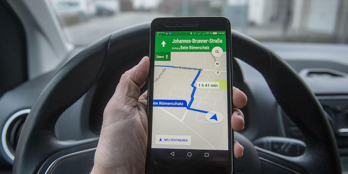 Como notificar un accidente Google Maps