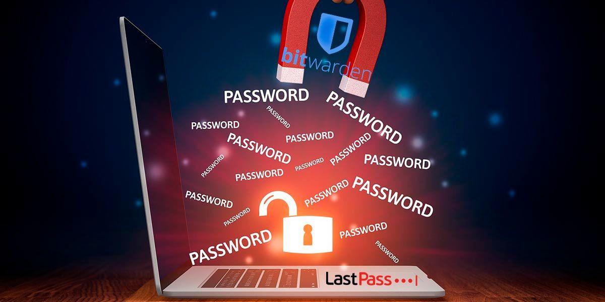 Como pasar contraseñas de LastPass a Bitwarden
