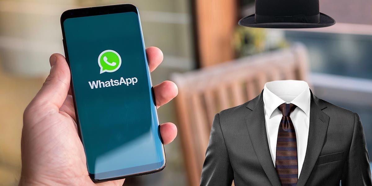 Como poner el nombre de WhatsApp en blanco