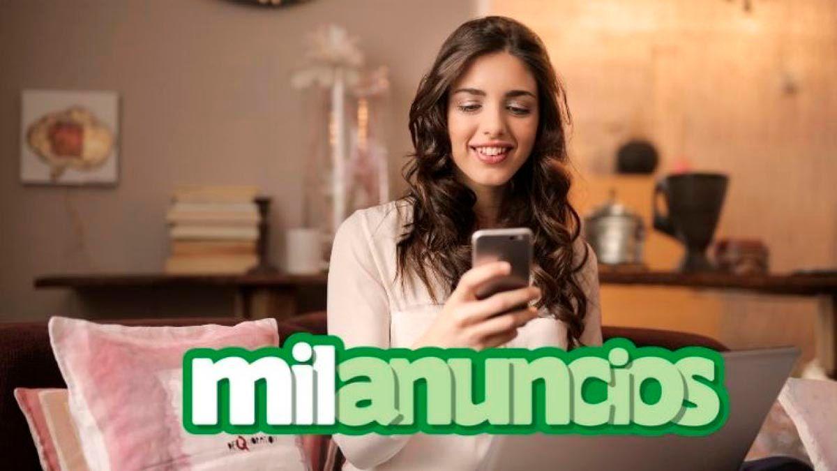 Como poner numero de telefono en Milanuncios