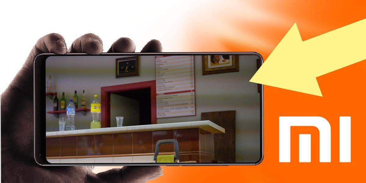 Cómo quitar el parpadeo de las luces al hacer fotos con un móvil Xiaomi