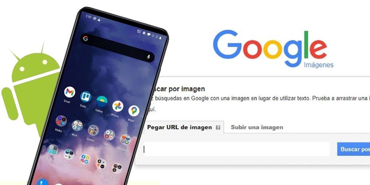 Como realizar la búsqueda inversa de Google Imágenes desde un dispositivo Android