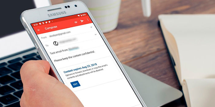 Como recuperar un correo en Gmail