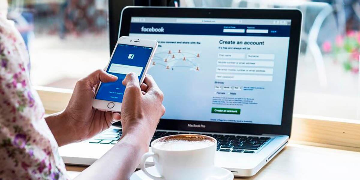 Como reportar paginas Facebook