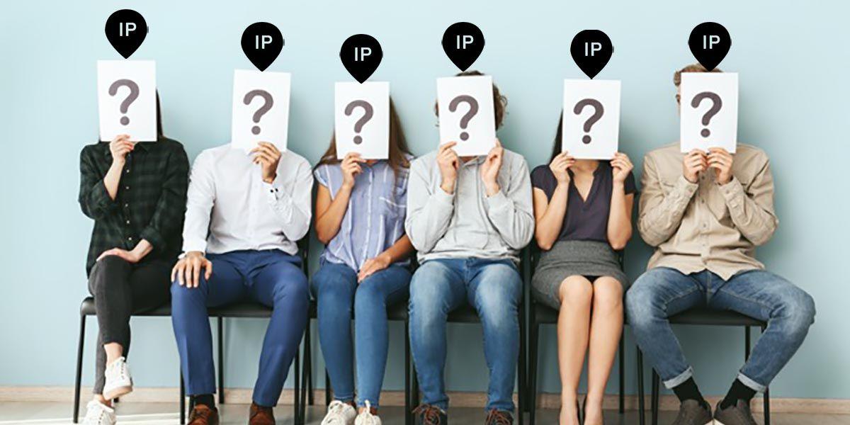 Como saber la direccion de IP de una persona sin que lo sepa