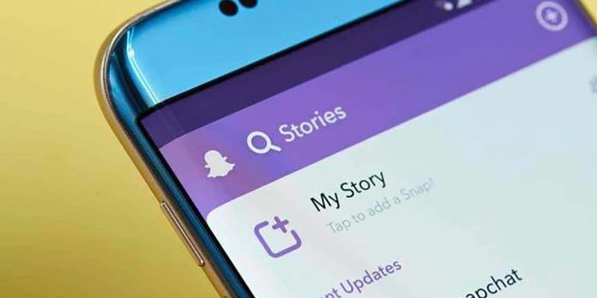 Como saber quien vio mi Storie de Snapchat mas de una vez