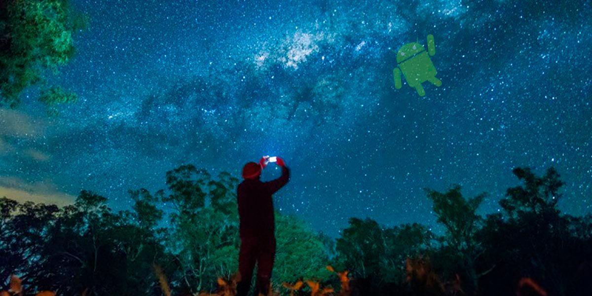 Como sacarle fotos a las estrellas con tu móvil y que se vean bien