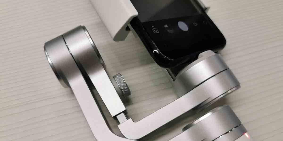 ¿Cómo se configura el gimbal de Xiaomi?