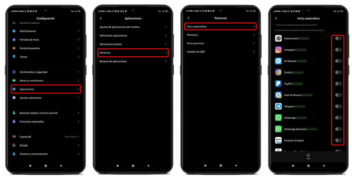 Cómo solucionar el error de las notificaciones en MIUI para cualquier Xiaomi