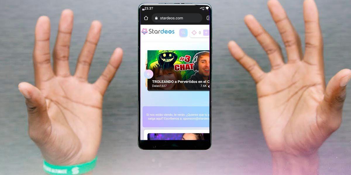 Como subir videos en Stardeos