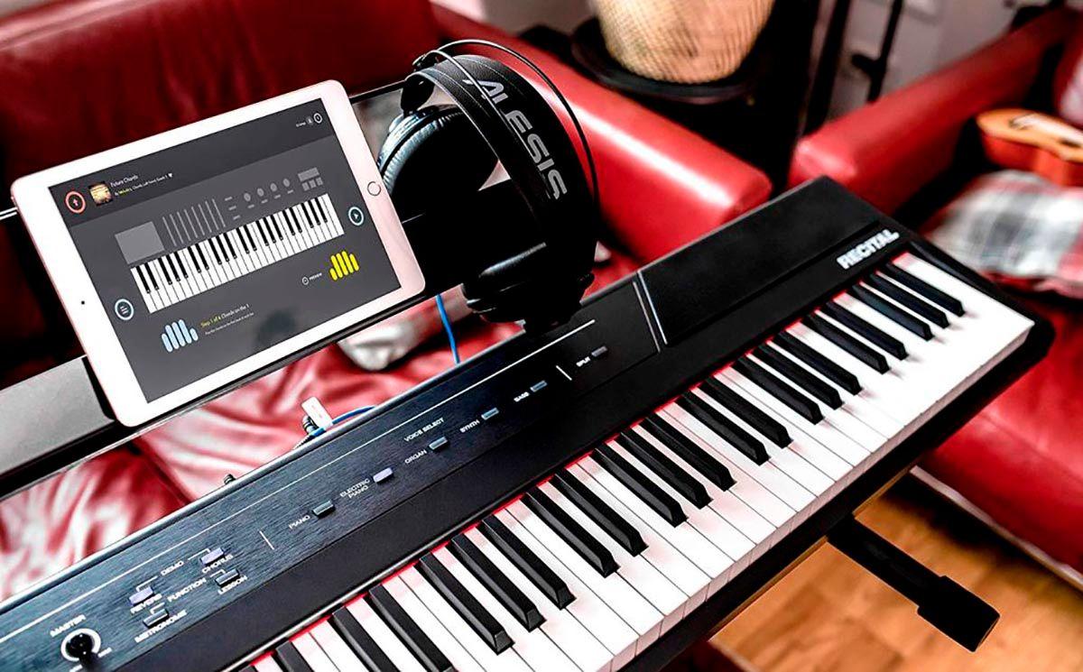 Como tocar instrumento musical en YouTube
