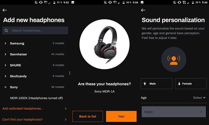 Cómo usar Sonarworks True fi para mejorar sonido de auriculares en Android